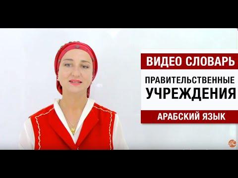 Учреждения. Видео словарь.