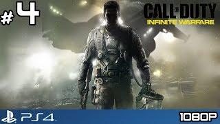 Call of Duty: Infinite Warfare - Part 4 - Operation Burn Water Saturn - PS4 - 1080p 60fps