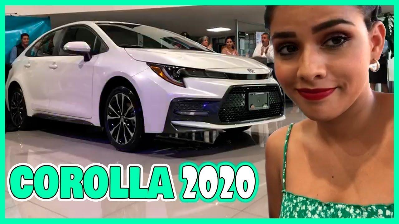 Toyota Corolla 2020/coche más vendido en 2020