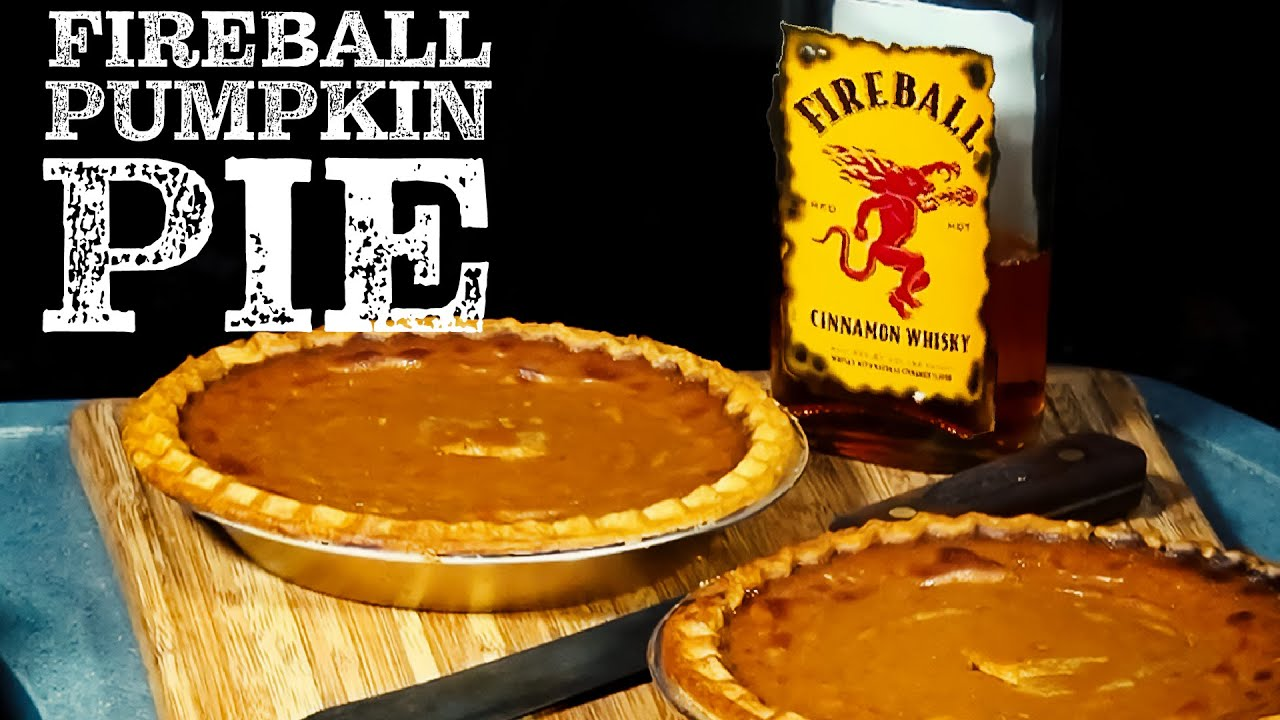 Fireball whiskey pumpkin pie recipe by the bbq pit boys youtube forumfinder Image collections
