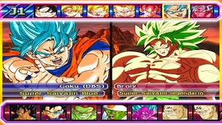 SAIU!!NOVO REMAKE MOD Dragon Ball Z Budokai Tenkaichi 3 (ANALISE+GAMEPLAY)