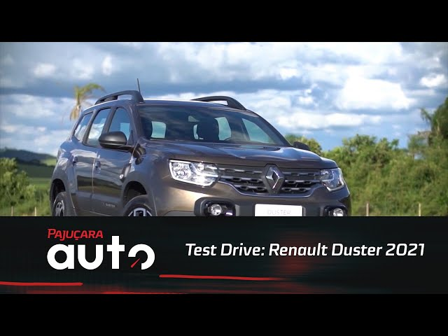 Test Drive: Renault Duster 2021