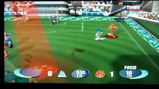 Sega Soccer Slam Playstation 2 Gameplay