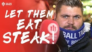 Howson: LET THEM EAT STEAK! Manchester United 2-1 Everton