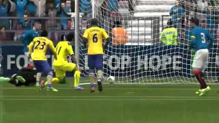 Iker Casillas Amazing overhead kick last minute equaliser