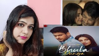 Download song Bhula Dunga Reaction | Darshan Raval  | Sidharth Shukla | Shehnaaz Gill | Smile With Garima