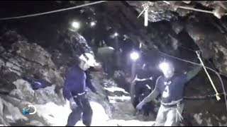 Operation Thai Cave Rescue | New on Discovery