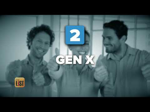 Naming Generations: Learn About Baby Boomers, Gen X, Millennials & General TBD