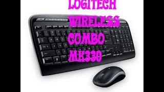 Обзор крутого комбо Logitech wireless combo MK330
