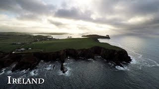 Ireland by Drone in 4K