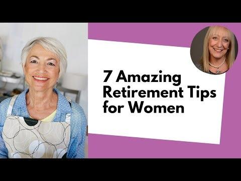 7 Retirement Tips Just for Women Like Us