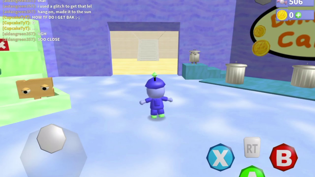 Roblox Robot 64 Secret Of The Mirror How To Get Through The Secret Mirror Room Robot 64 Youtube