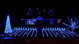 Rosedale Christmas Lights Winter 2013