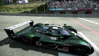 Project CARS #3 =2 laps= Bentley Speed 8
