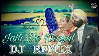 Sk Series Dj - Tere Mere Naam Wala Sajna ( Jatti de khayal ) Best Love Vibes Mix 2019 || Skseries