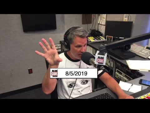 The Alan Cox Show - The Alan Cox Show Live Stream (8/5/2019)
