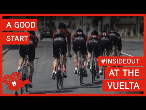 A good start on stage 1 | Vuelta a España