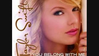 Taylor Swift - You Belong With Me with Lyrics