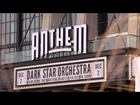 The unlikely story of Washington D.C.'s new music venue The Anthem