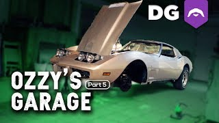 OZZY'S GARAGE (Part 5): Opening The New Shop