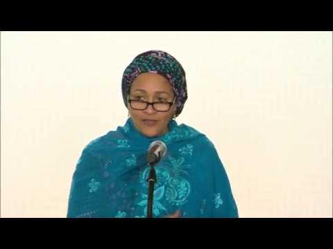 Mental Health - keynote address by Amina J. Mohammed (UN Deputy Secretary-General)