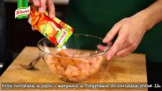Przepis - Sałatka kebab (przepisy kulinarne Przepisy.pl)