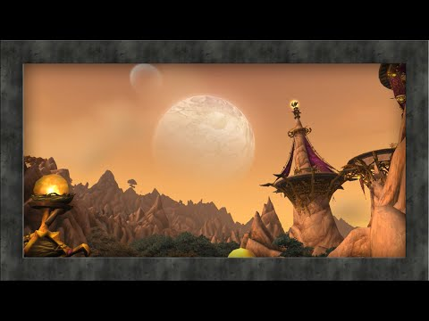 Interactive World of Warcraft: Warlords of Draenor Music: Sp