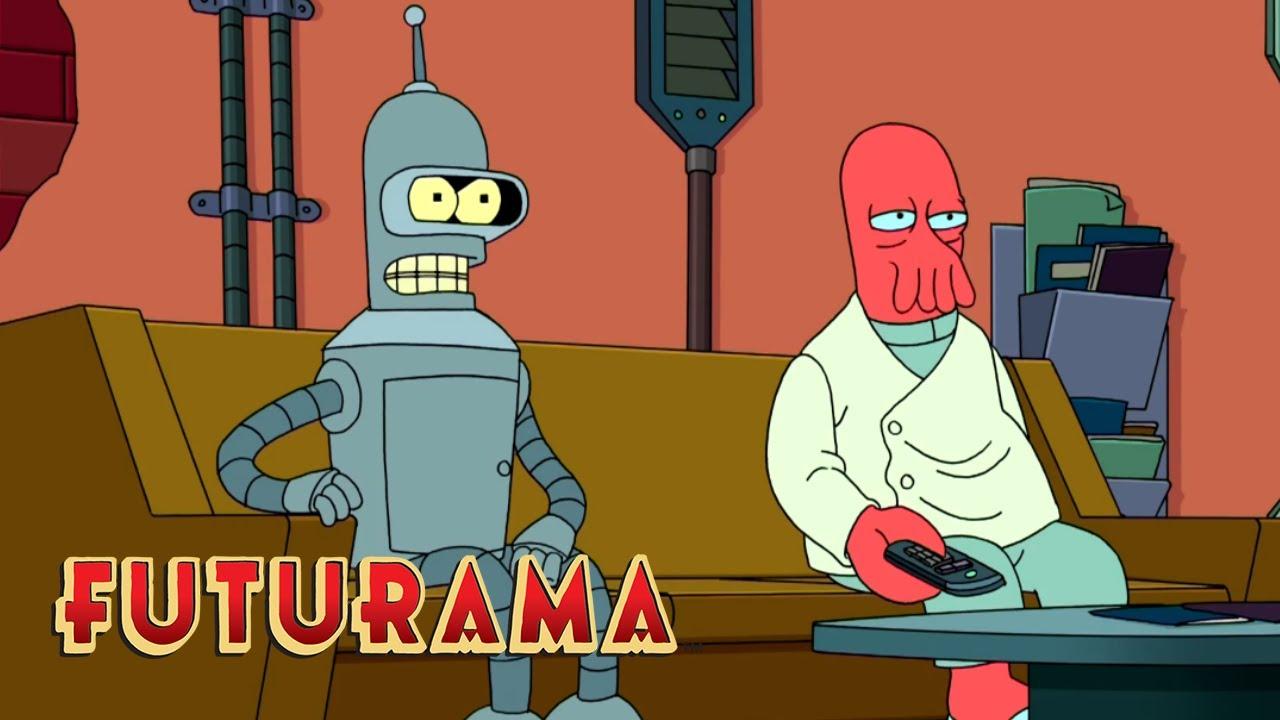Download FUTURAMA   Season 9, Episode 4: Picture Perfect   SYFY