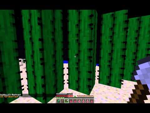 MineZ - Cactus Fort Part I