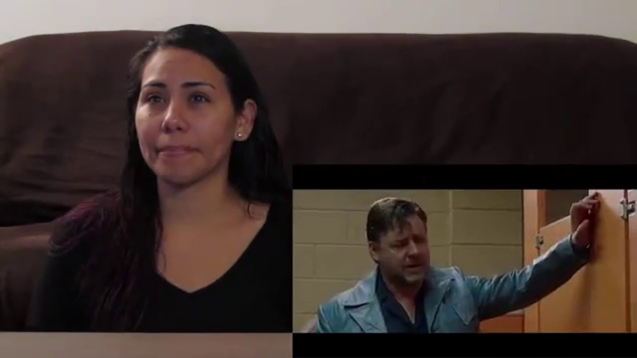 The Nice Guys Official Red Band Trailer 1 Cynthias Reaction 2016 Ryan Gosling Russell Crowe Youtube