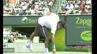 """R.Federer Vs N.Djokovic """" Miami 2009 """""""
