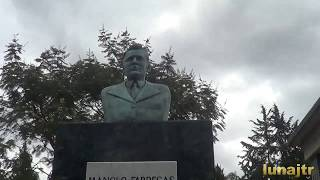 TUMBA DE MANOLO FÁBREGAS EL HOMBRE TEATRO