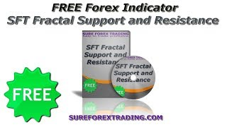 SFT Fractal Support and Resistance | FREE Forex Indicator for MT4