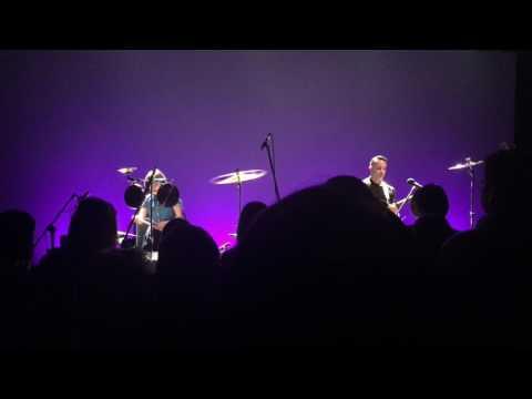 Lee Ranaldo (Sonic Youth) And XIU XIU live In Gdańsk, Teatr Szekspirowski 20.04.2017