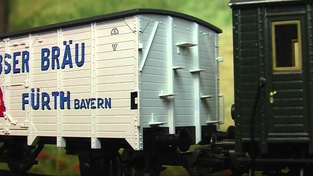 Modellbahn-Neuheiten (171) Fleischmann 534101 Kühlwagen