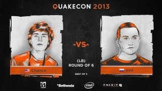 QuakeCon 2013: (LB) Round of 6 - chance vs. evil