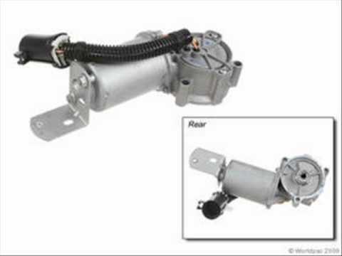 Meredes ml 320 low range transfer case motor wmv youtube for Mercedes benz transfer case recall