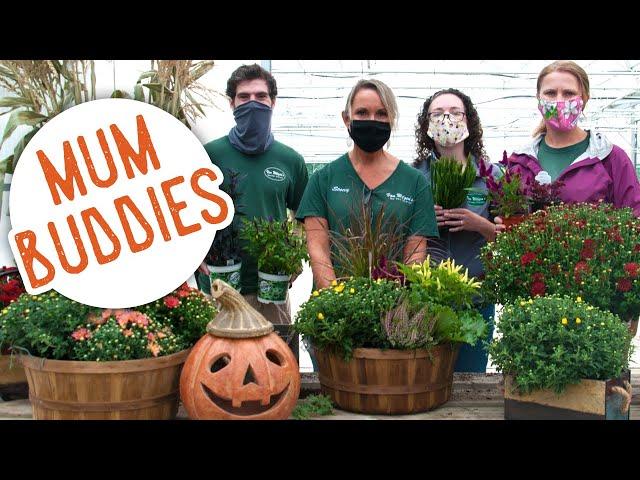 Planting with Mum Buddies
