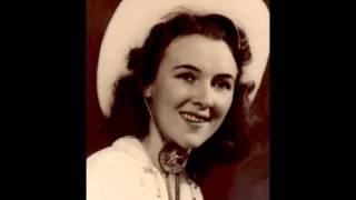 joan ridgway yodelling cowgirl c 1955