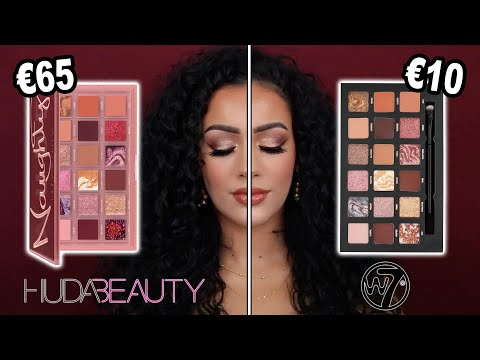 Download W7 RACY PALETTE REVIEW !! * HUDA BEAUTY DUPE *