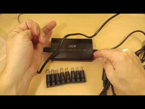~Review~ ShineKee 100watt Universal Laptop Power AC Adapter