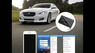 Waterproof GPS Tracker  Spy GPS Tracker Strong Magnetic Car GPS Tracker