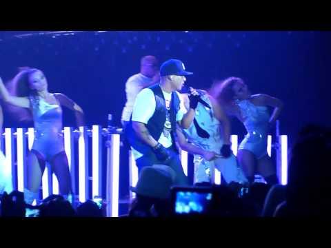 Daddy Yankee Concert in Brampton,Ontario,Canada