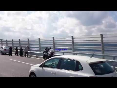 Turkey-Istanbul-Yavuz Sultan Selim Bridge