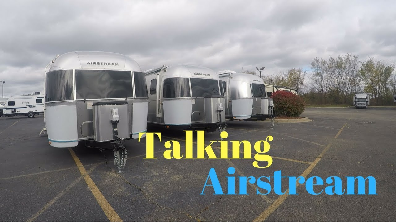 Checked out an Airstream Classic 33