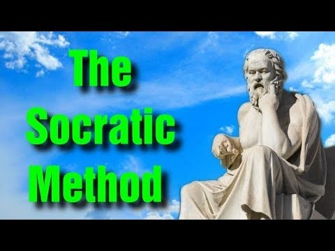 Armchair Philosophy #6 - The Socratic Method