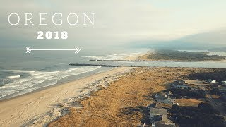 2018 Portland Oregon Surfing Trip Cinematic Vlog