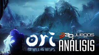 Videoanálisis de Ori and the Will of the Wisps, el Metroidvania más bonito que has visto nunca