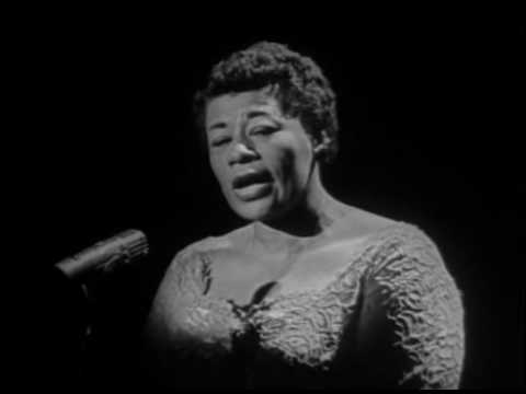 Ella Fitzgerald & Lou Levy trio - Angel Eyes