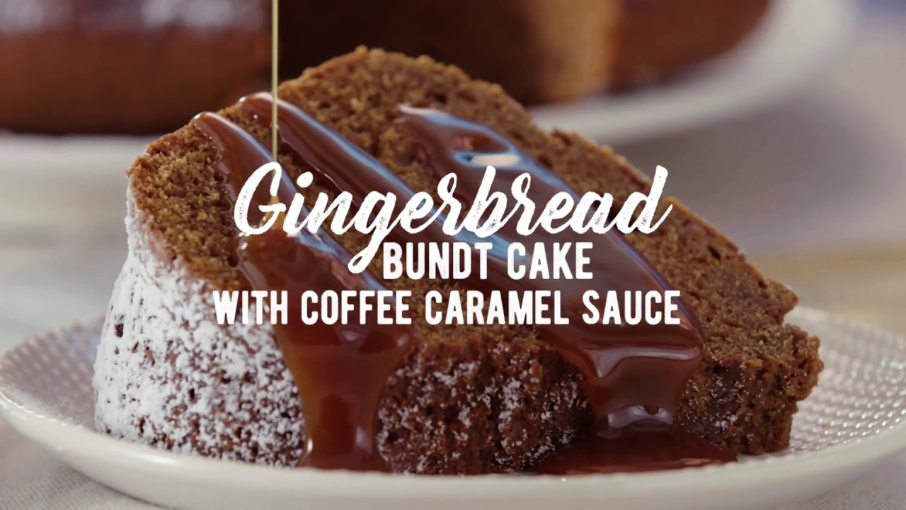 Food Wishes Chocolate Sour Cream Bundt Cake